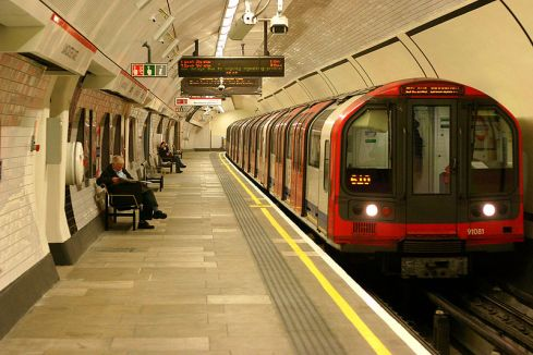 London Underground. (Image: Wikipedia)