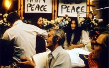 """The recording of """"Give Peace a Chance"""" (Source: Wikipedia)"""